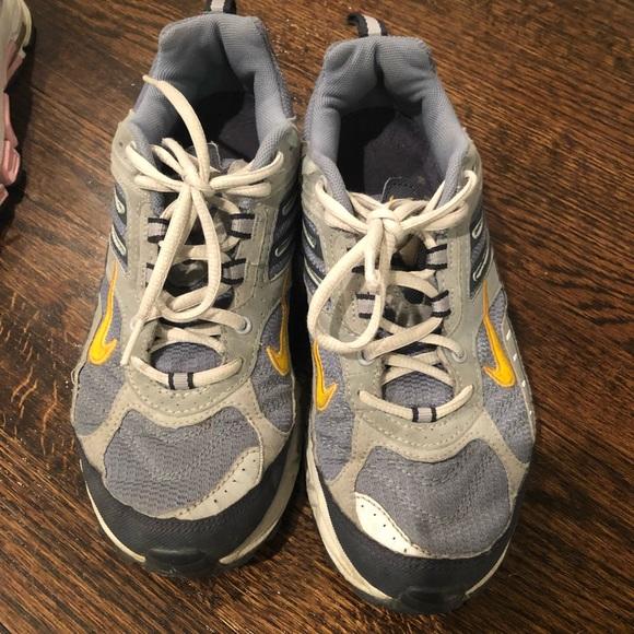 Zapatillas Grey Nike Air Size 8 Blue Grey Air Blue Color a85e1b1
